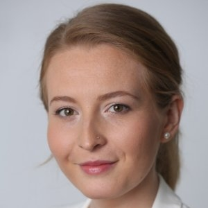 Darya Bululukova, Junior Researcher am Institut Information Engineering & Security