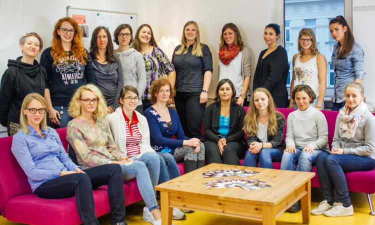 FIT-Botschafterinnen 2016