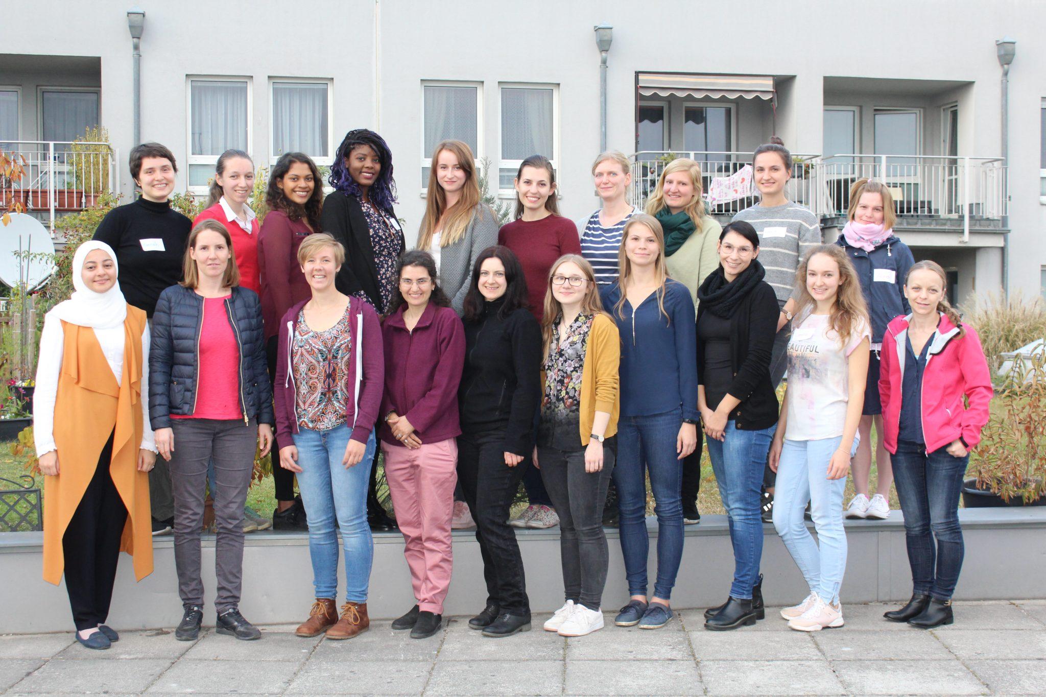 FIT-Botschafterinnen 2018-2019